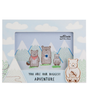 BEAR CAMP PHOTO FRAME_1