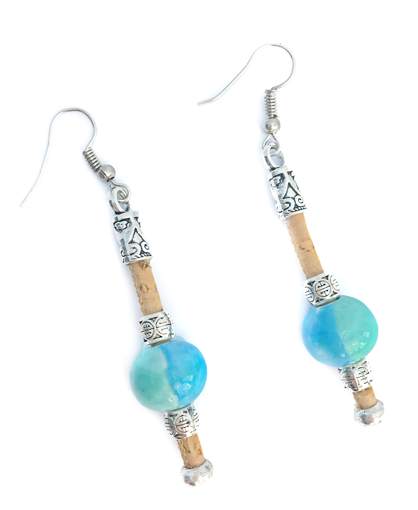 BLUE CORK EARRINGS_2