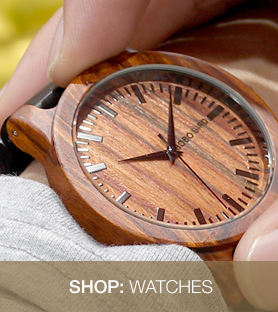 Shop Wooden Watches